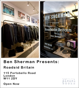 Ben Sherman Presents Roadside Britain
