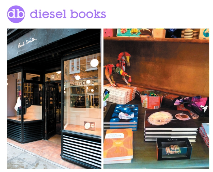 Diesel Books Collaborations copy