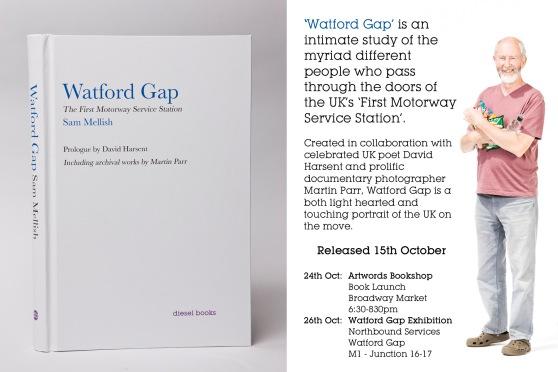Watford Gap by Sam Mellish