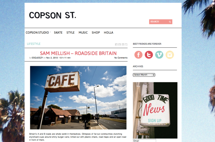 Copson Street - Roadside Britain