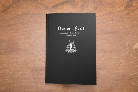 Desert Fest by Sam Mellish published by Diesel Books