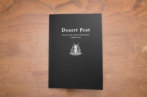 Desert Fest by Sam Mellish published by Diesel Books